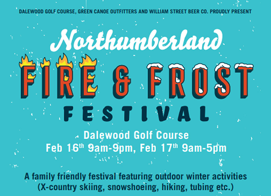 Fire and Frost Festival Poster